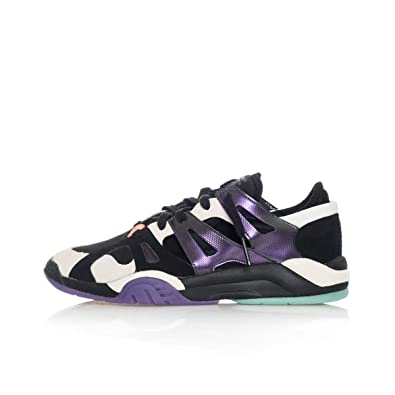 adidas Dimension Lo (schwarzlila): : Schuhe