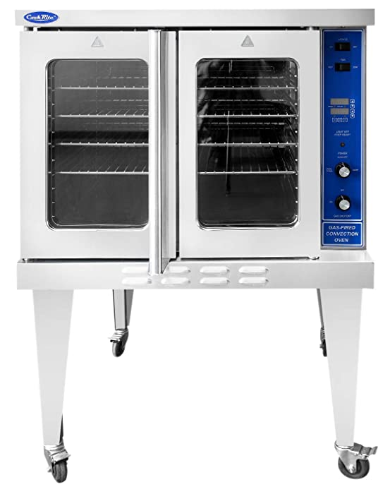 Top 10 Natural Gas Single Deck Convection Oven
