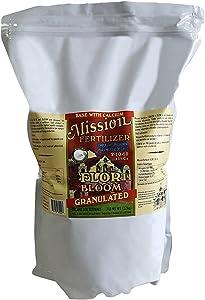 Mission Fertilizer Bloom Organic Soil nutients (Granular, 7lb)