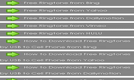 ringtones for download free