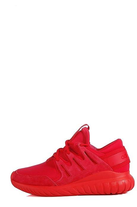 adidas Tubular Nova Red Sneakers - Zapatillas de Gimnasia Rojas Rojo Size: 40 2/3: Amazon.es: Zapatos y complementos