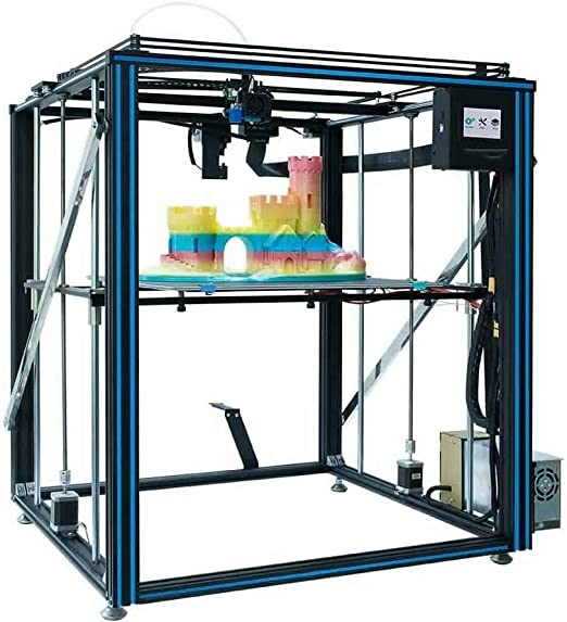 FCJ Daily Life Impresoras 3D Impresora 3D Mejorado de Aluminio de ...