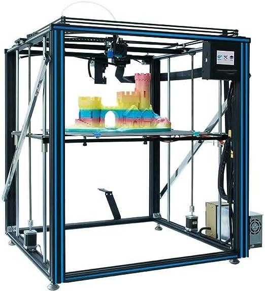 LIUXING Kit de Impresora 3D Impresora 3D Mejorado de Aluminio de ...