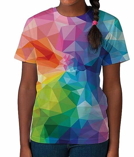 ff0aaaf70 Amazon.com  Bang Tidy Clothing Kids Graphic Tee Youth T Shirt ...