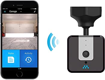 Momentum WiFi Garage Door Opener Controller with Built-in Camera