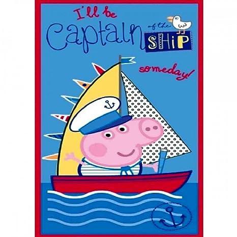 Peppa Pig – Toalla de baño, toalla de playa Peppa Pig, toalla de baño