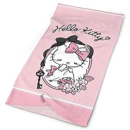 d5b31cc0e LBZBBTJ Women's Head Scarf Cotton Underscarf Cover Headwrap Bonnet Stylish Hello  Kitty Pretty Lady Womens Fancy