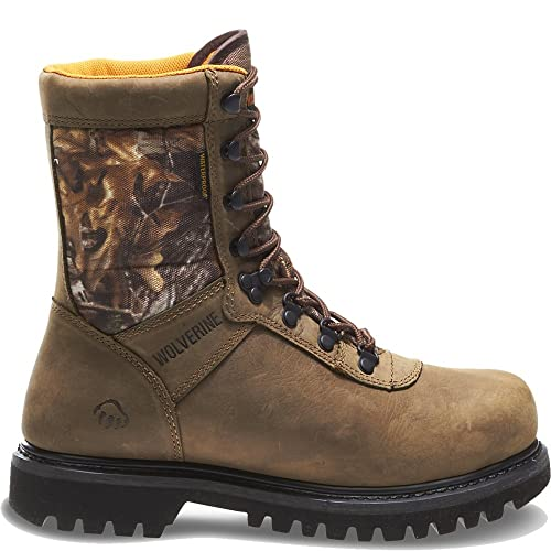 ba13add303a Amazon.com | Wolverine Men's Big Horn Boot | Hiking Boots