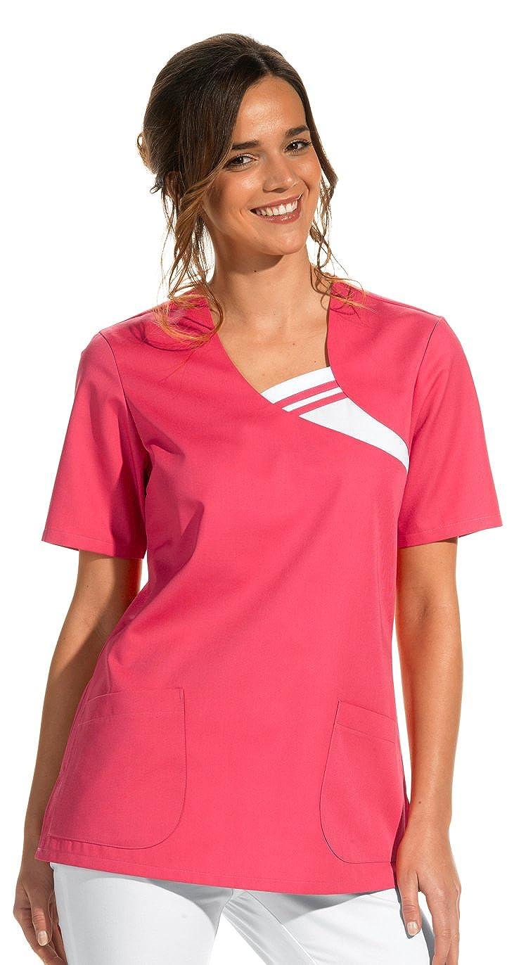 clinicfashion 12612034 Schlupfhemd Damen Mischgewebe