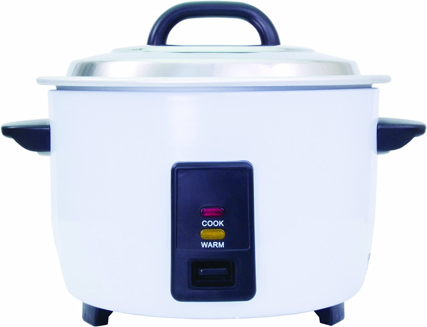 Crestware RC30 Cup Rice Cooker/Warmer