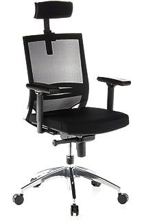 Porto Pro Noir BureauBureau 657235 Chaise Office Hjh De xedoBrCW
