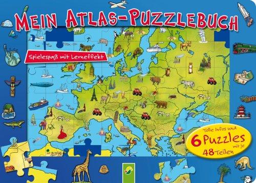 Mein Atlas-Puzzlebuch
