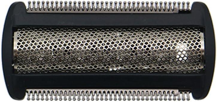 Reemplazo Trimmer Shaver Foil para Philips Bodygroom BG2024 BG2025 BG2026 BG2028 BG2036 BG2038 BG2040, Cabeza de afeitado para Philips Norelco XA2029 XA525 TT2021 YS522 YS524 TT2021 TT2022 TT2030
