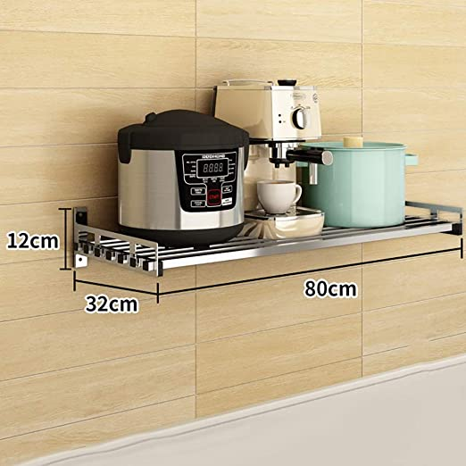 Estantes y soportes para ollas y sartenes Estante de cocina ...