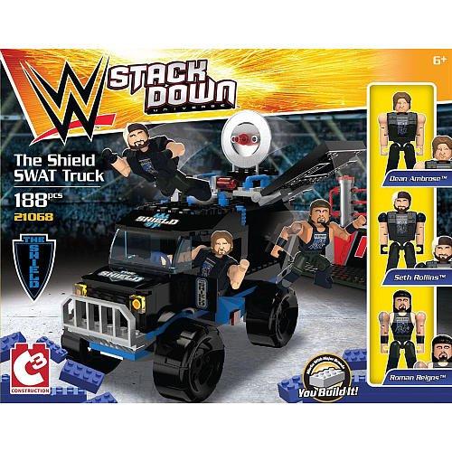 WWE The Shield SWAT Truck