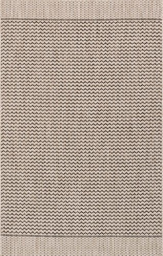 Loloi Rugs ISLEIE-03GYBL2239 Isle Collection Area Rug, Grey/Black, 2' 2'' x 3' 9'' by Loloi
