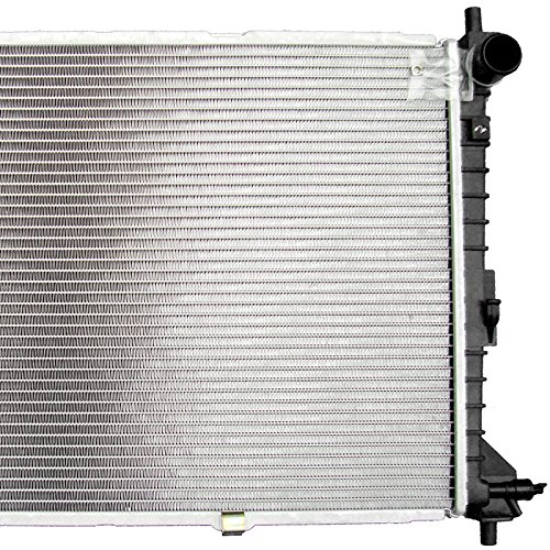 SCITOO 2139 Radiator fits for 1997-2004 Ford Mustang Convertible//Coupe 2-Door 4.6L
