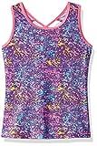 Jacques Moret Girls' Big Gymanstics Tank Top, Sparkle Stars Printed, M For Sale