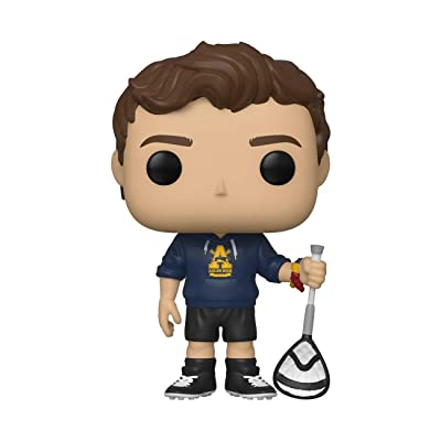 Funko Pop! Movies: to All The Boys - Peter with Scrunchie, Multicolor: Toys & Games