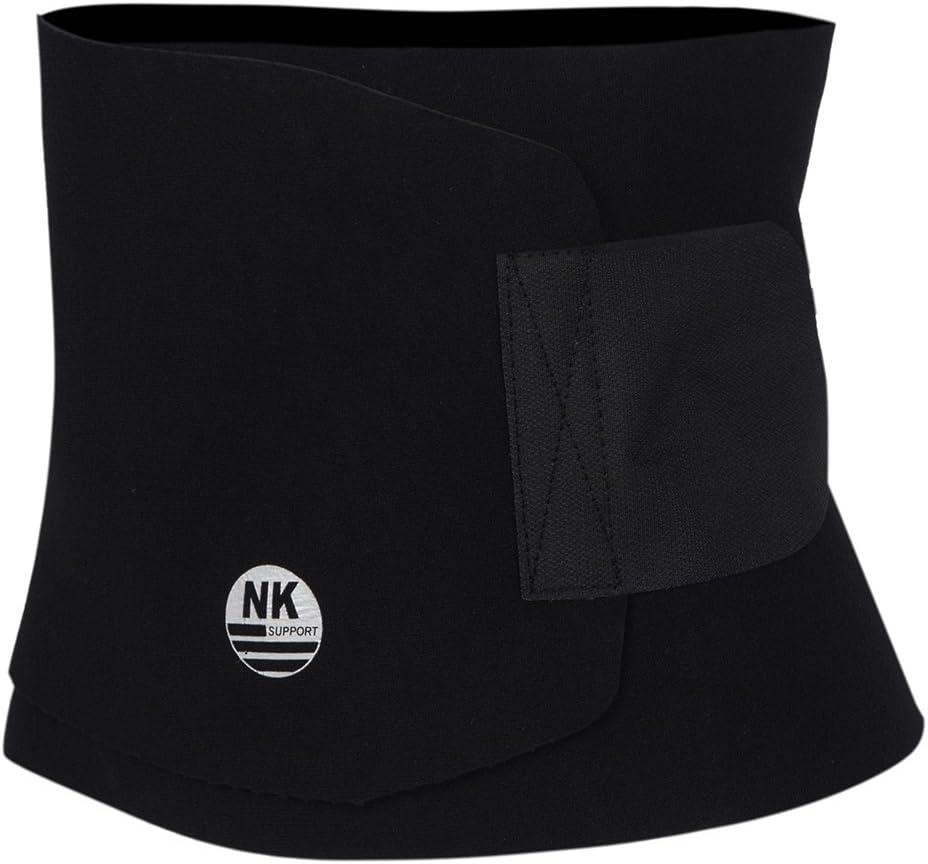 DNRZY F.I.T Sauna Sweat Vest for Women Weight Loss Waist Trainer Vest with Adjustable Belt