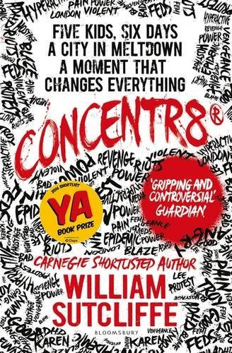 Buy CONCENTR8 by William Sutcliffe