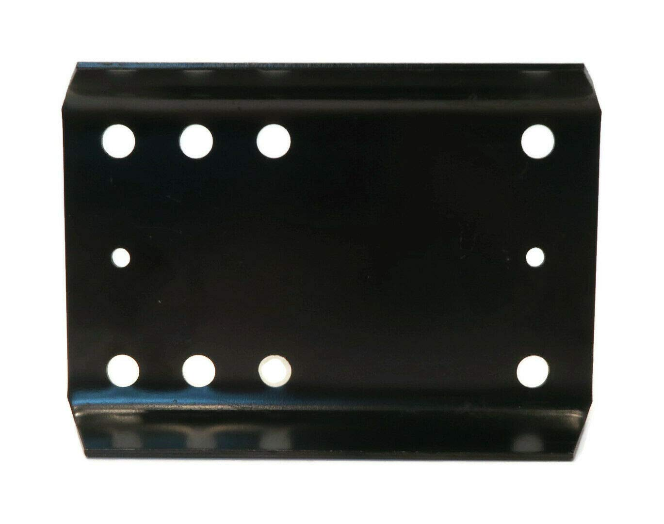 The ROP Shop Spare Tire Wheel Carrier Kit with Hardware Bolt on for Enclosed Utility Trailer