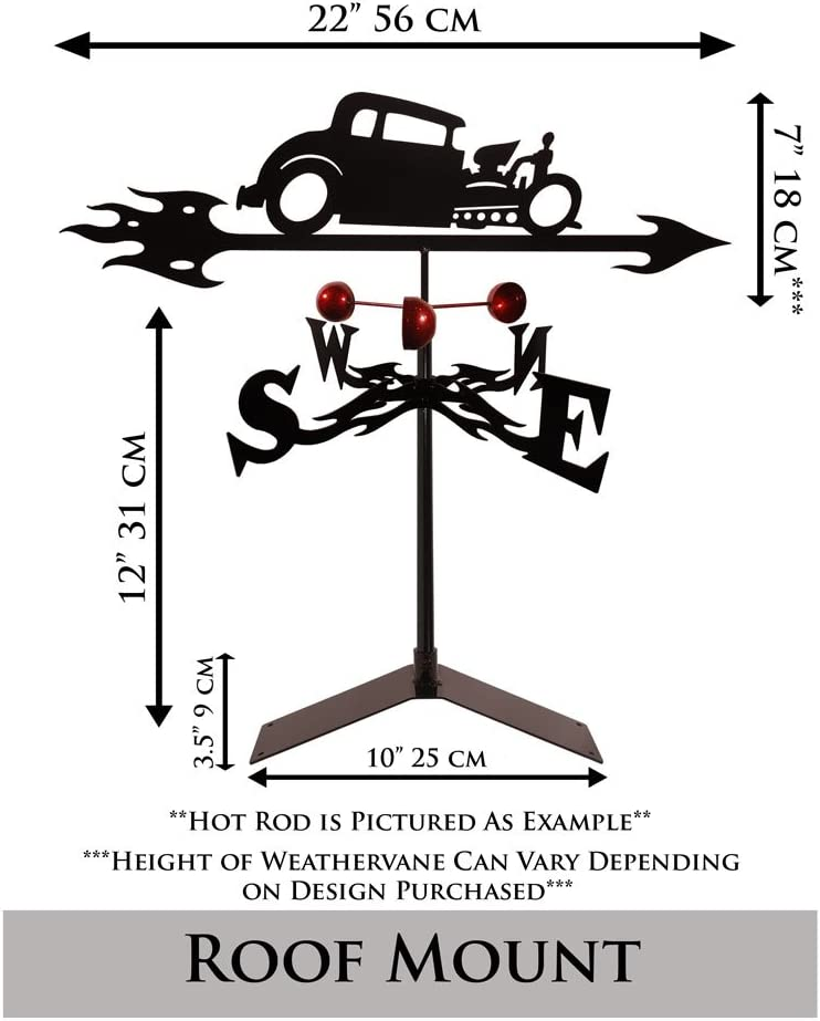 SWEN Products Farrell Truck Ford Weathervane