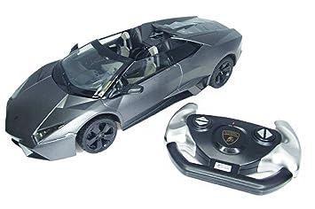 Charmant R/C 1:14 Lamborghini Reventon Roadster Radio Remote Control Car  Grey