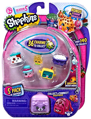 Shopkins Season 5 5-Pack