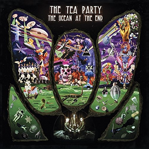 CD : The Tea Party - Ocean at the End (Canada - Import)
