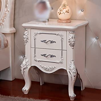 80f88643fa Bedside tables European-style Bedroom Bedside Cabinet Bedside Cabinet Side  Cabinet Bedside Lockers Multifunction Bedside