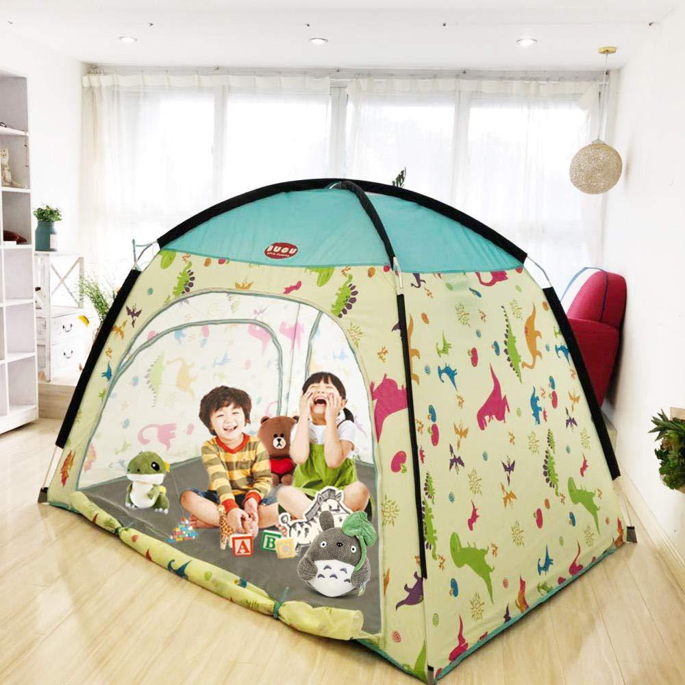 H 1.5 M  2 M  Tente de jeu intérieure ou extérieure, maison d'escalade pour enfants d'intérieur, tente en tissu anti-moustiques, 1,2 mx 2 m