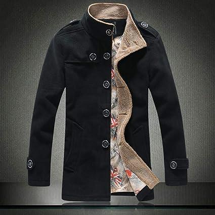 manteau homme avec epaulette
