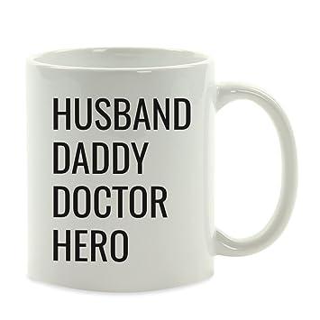 970265449 Amazon.com: Andaz Press 11oz. Father's Day Coffee Mug Gift, Husband ...