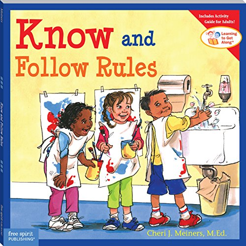 Garden Cheris (Know and Follow Rules: Learning to Get Along (Learning to Get Along))
