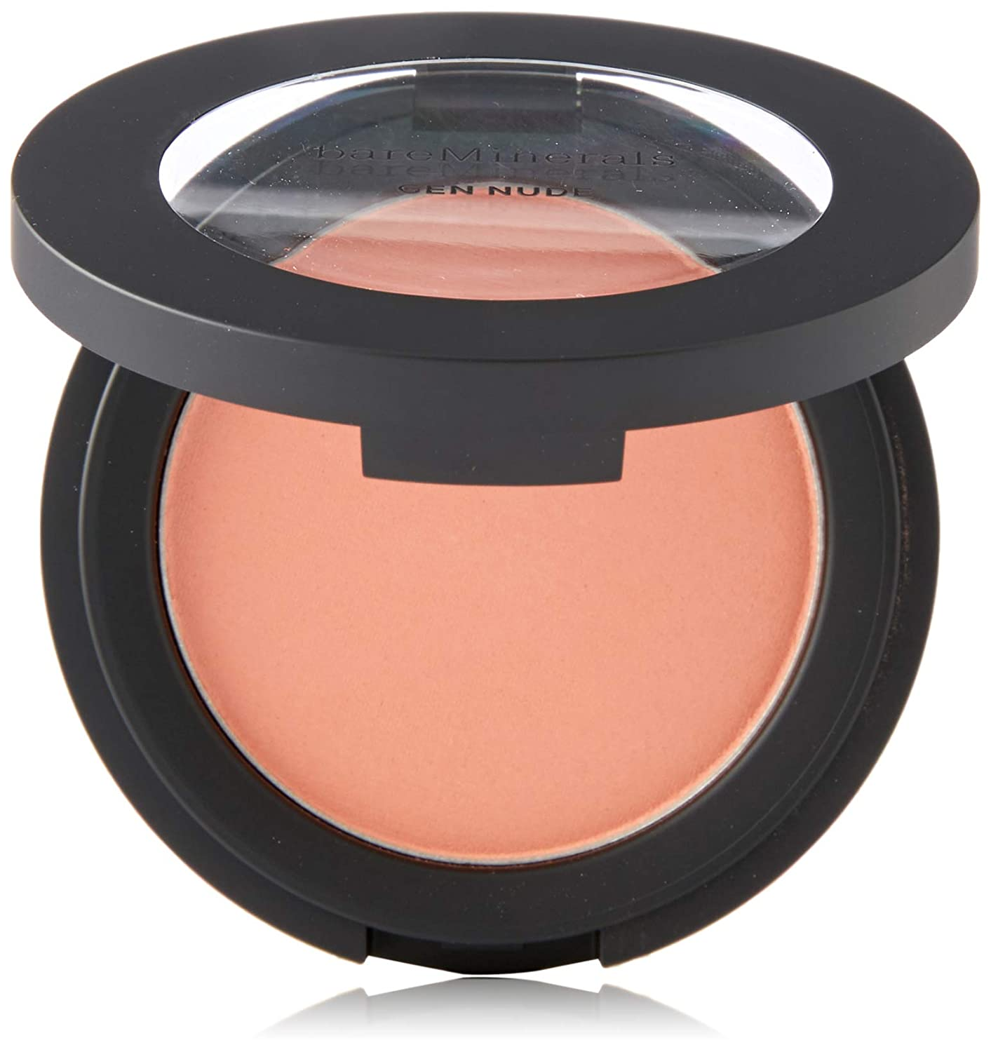 bareMinerals Gen Nude Powder Blush for Women, That Peach Tho, 0.21 Ounce
