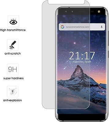 Tumundosmartphone Protector Cristal Templado para LEAGOO S8 / S8 ...
