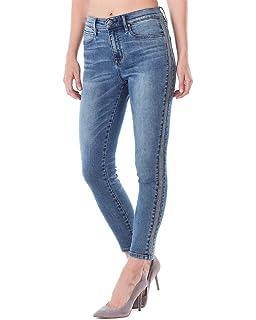 e976191e634d Nicole Miller New York Soho High-Rise Skinny Jeans at Amazon Women's ...