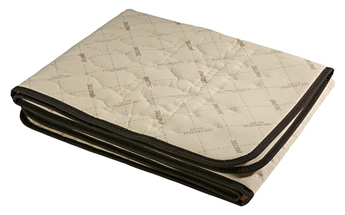 Imetec Relaxy IntelliSense - Calientacamas individual, 150 W, color beige: Amazon.es: Salud y cuidado personal