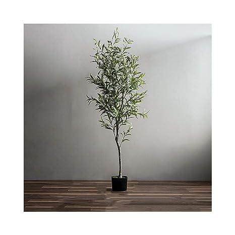 Jardín Yiqing Aa Simulación Decorativa Planta Verde árbol