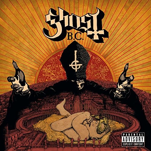 CD : Ghost B.C. - Infestissumam