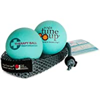 Therapy Ball van Yoga Tune Up in turquoise