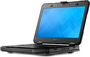 Dell Latitude 14 5000 5414 Rugged Outdoor Business Laptop Workstation PC (Intel Core i5-6300U, 128GB SSD, 8GB Ram, Backlit Keyboard, WiFi, Camera) Win 10 Pro (Renewed)