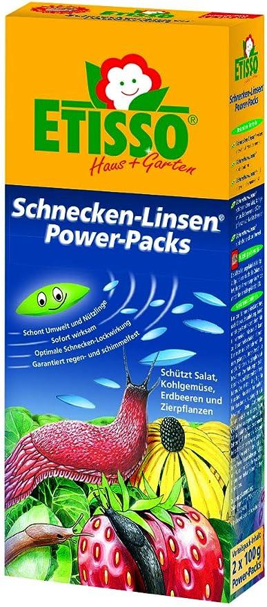 Frunol-delicia Etisso Power Pack - Lentillas anticaracoles (2 x ...