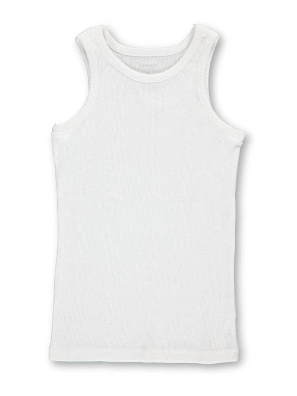 French Toast Big Boys' Ribbed Tank Top 14-16