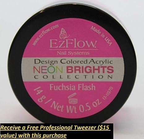 0056764b8e77 Amazon.com   Fuchsia Flash +FREE PROFESSIONAL TWEEZER   Everything Else