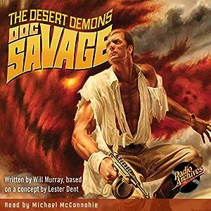 Doc Savage #4: The Desert Demons Audiobook