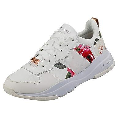 9aaa7d6d7a30f Amazon.com: Ted Baker Waverdi Womens Fashion Trainers: Shoes