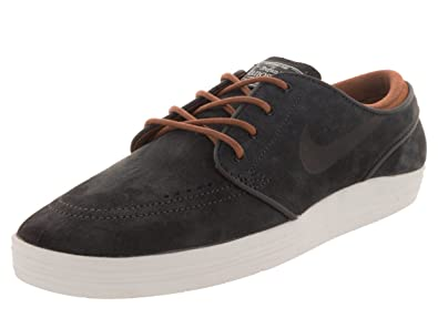 NIKE Lunar Stefan Janoski Mens Skateboarding-Shoes (7.5`)