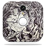 MightySkins Skin for Blink Home Security Camera – Nest Sketch | Protective, Durable, and Unique Vinyl Decal wrap Cover | Easy to Apply, Remove, and Change Styles | Made in The USA For Sale